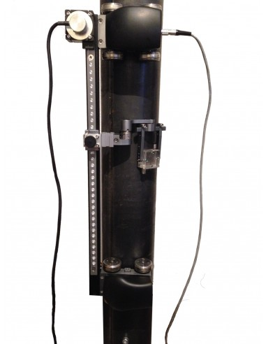 MAPASYC - Manual PA C-Scan System for pipes