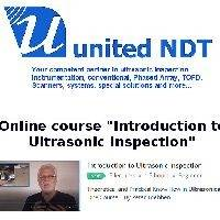 Introduction to Ultrasonic Inspection 21.10.2019